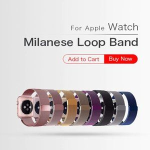 NEW Sliver Milanese Stainless For Apple Watch